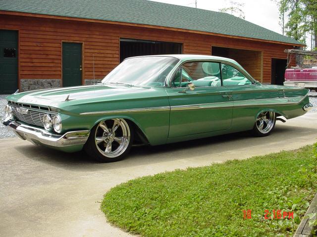 Chevrolet 1961 - 64 custom and mild custom G61imp10