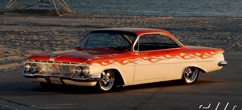 Chevrolet 1961 - 64 custom and mild custom Sucp_110