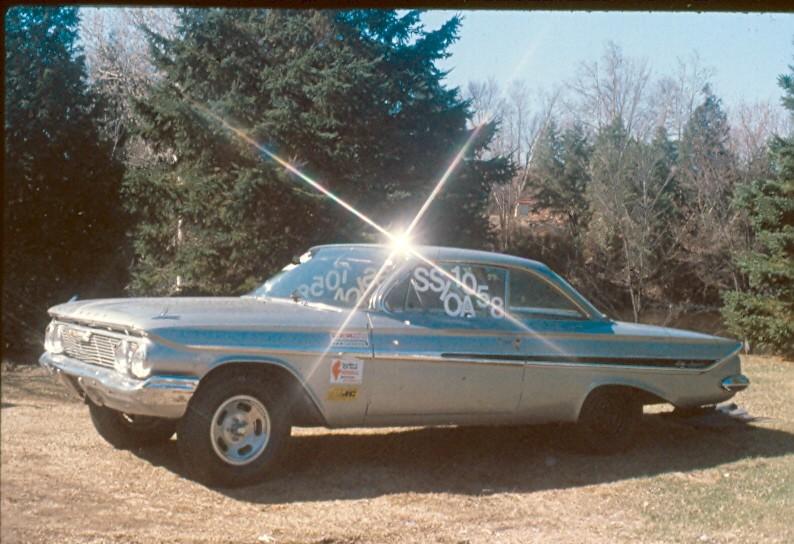 Chevrolet 1961 - 64 custom and mild custom Toutes10