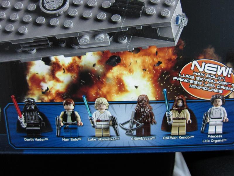 REVIEW: Lego Star Wars 7965 Millennium Falcon (2011) Img_5927
