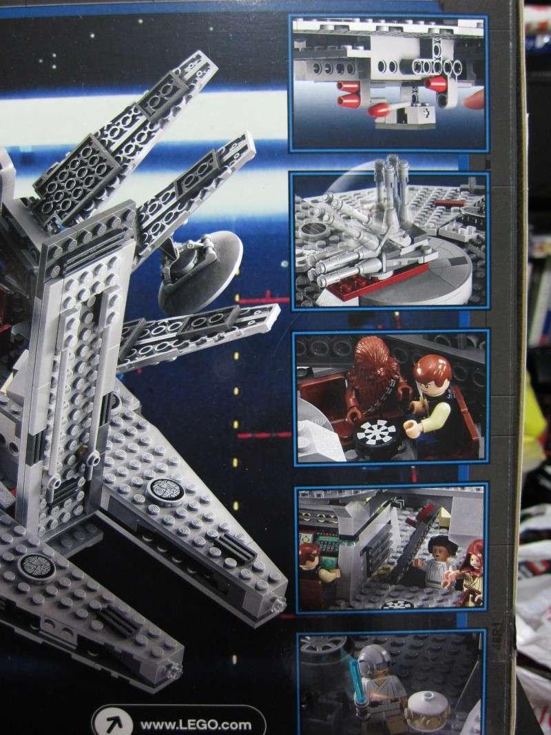REVIEW: Lego Star Wars 7965 Millennium Falcon (2011) Img_5930