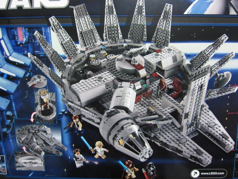 REVIEW: Lego Star Wars 7965 Millennium Falcon (2011) Img_5931