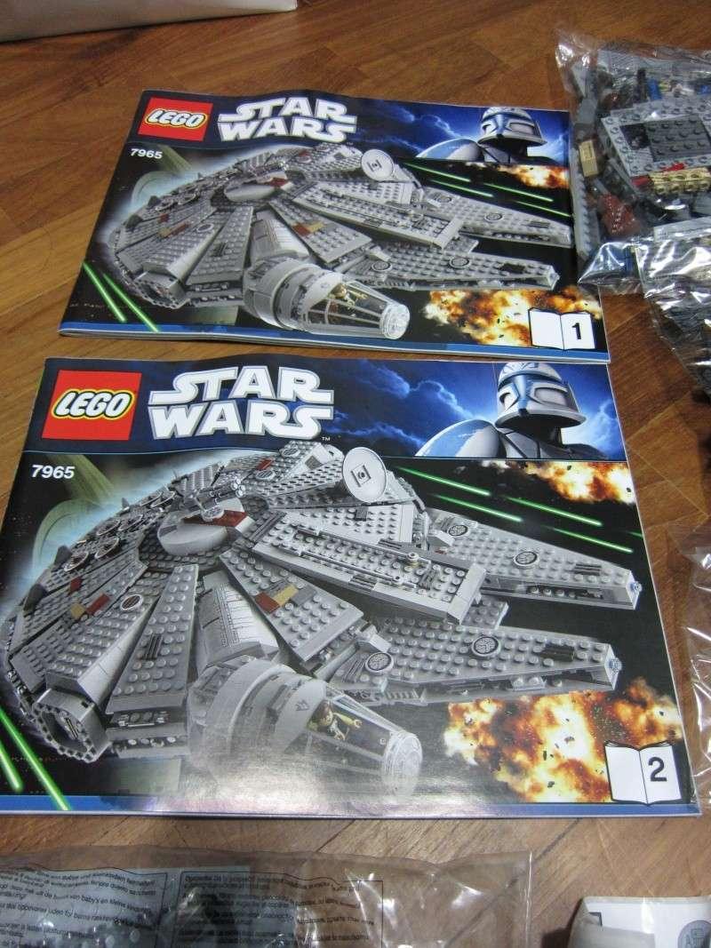 REVIEW: Lego Star Wars 7965 Millennium Falcon (2011) Img_5932