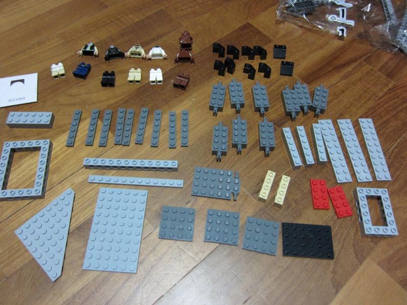 REVIEW: Lego Star Wars 7965 Millennium Falcon (2011) Img_5946