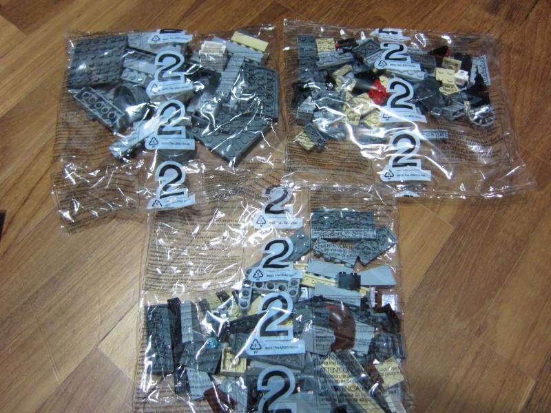 REVIEW: Lego Star Wars 7965 Millennium Falcon (2011) Img_5949