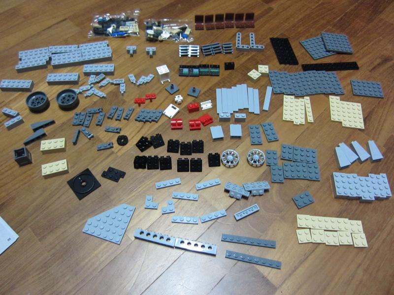 REVIEW: Lego Star Wars 7965 Millennium Falcon (2011) Img_5950