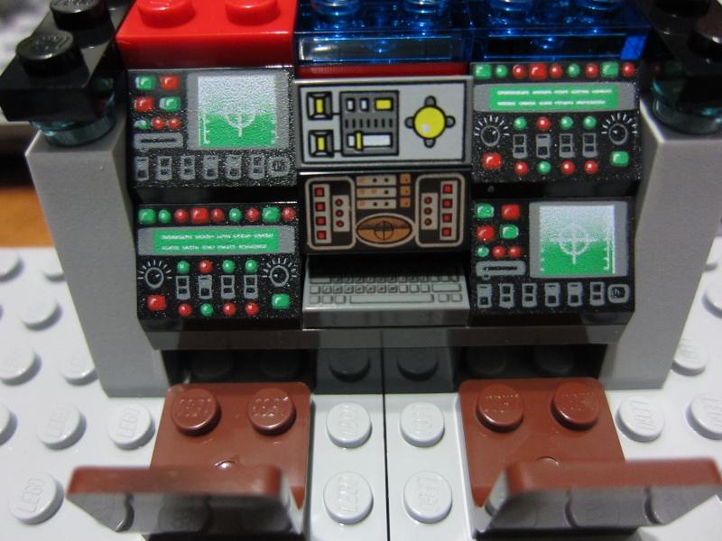 REVIEW: Lego Star Wars 7965 Millennium Falcon (2011) Img_5957