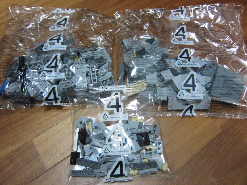 REVIEW: Lego Star Wars 7965 Millennium Falcon (2011) Img_5966