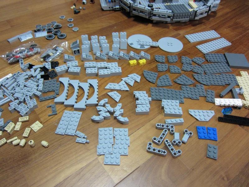 REVIEW: Lego Star Wars 7965 Millennium Falcon (2011) Img_5967