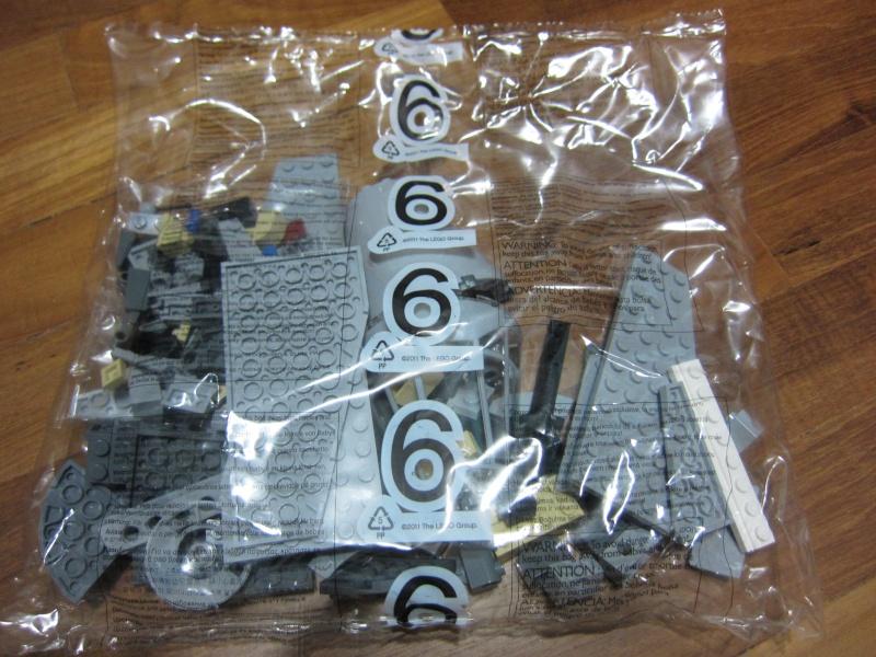 REVIEW: Lego Star Wars 7965 Millennium Falcon (2011) Img_5979