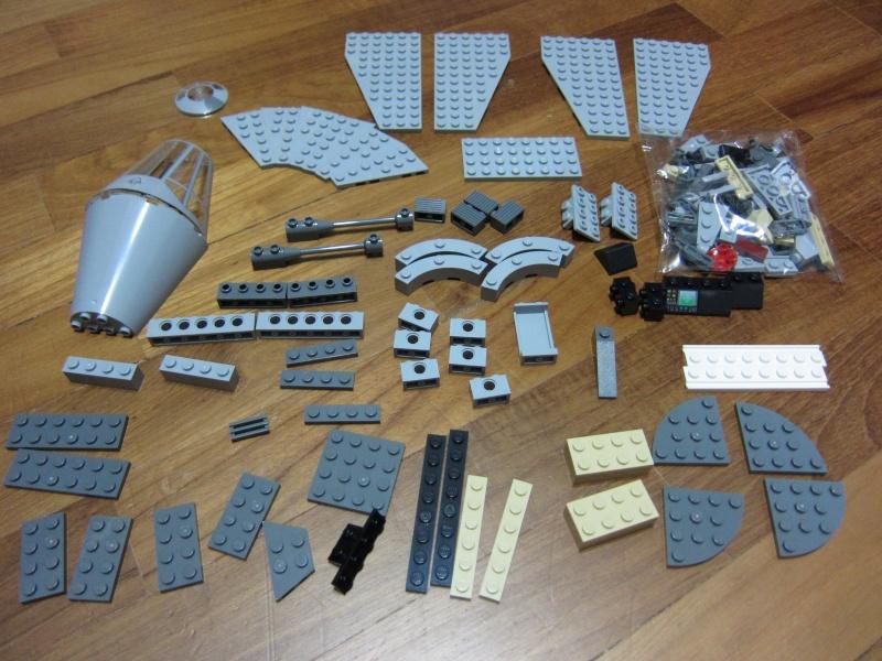REVIEW: Lego Star Wars 7965 Millennium Falcon (2011) Img_5980