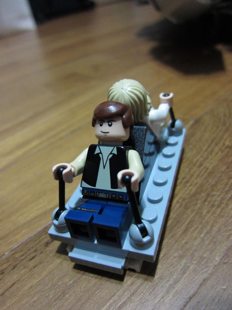 REVIEW: Lego Star Wars 7965 Millennium Falcon (2011) Img_5983