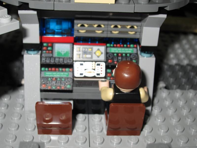 REVIEW: Lego Star Wars 7965 Millennium Falcon (2011) Img_6018