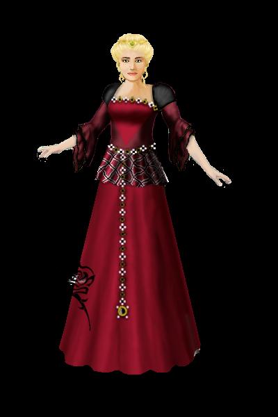 Les robes portées Rosa10