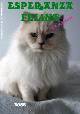 Revista Esperanza Felina. Cuarto Número Page_111