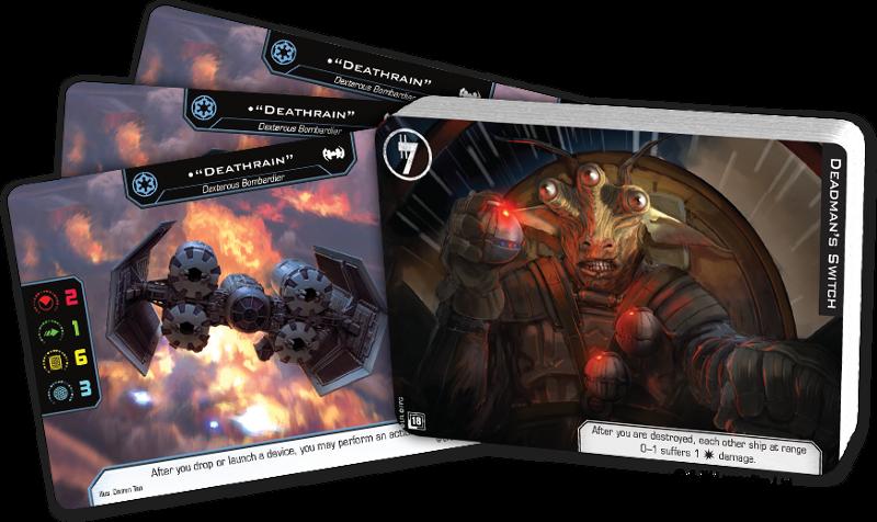 [X-Wing] Die Promokarten-Übersicht Deathr11