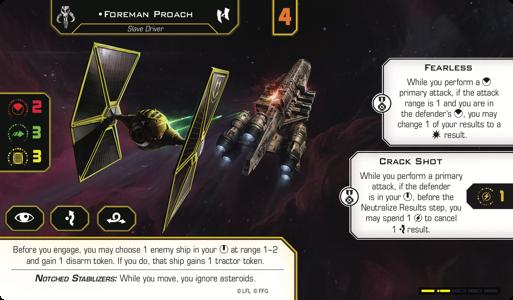 [X-Wing] Die Promokarten-Übersicht Forema10