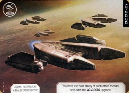 [X-Wing] Die Promokarten-Übersicht Ig-20010