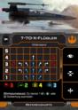 [X-Wing 2.0] Manöverübersichten T-70-x11