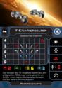 [X-Wing 2.0] Manöverübersichten Tie-ca11