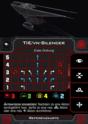 [X-Wing 2.0] Manöverübersichten Tie-vn11