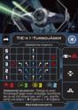 [X-Wing 2.0] Manöverübersichten Tie-x111