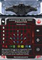 [X-Wing 2.0] Manöverübersichten Vcx-1011