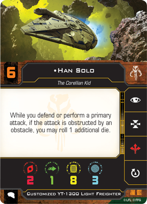 Han Solo (Scum) und Qi'ra  Yt-13010