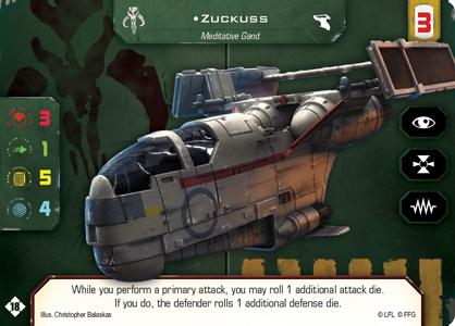 [X-Wing] Die Promokarten-Übersicht Zuckus10