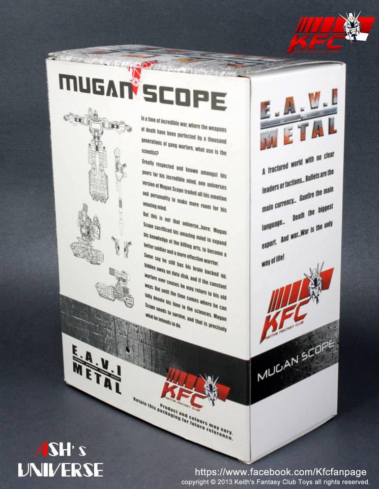 [KFC Toys] Produit Tiers - EM-01 Mugan Scope - aka Perceptor/Percepto 2910