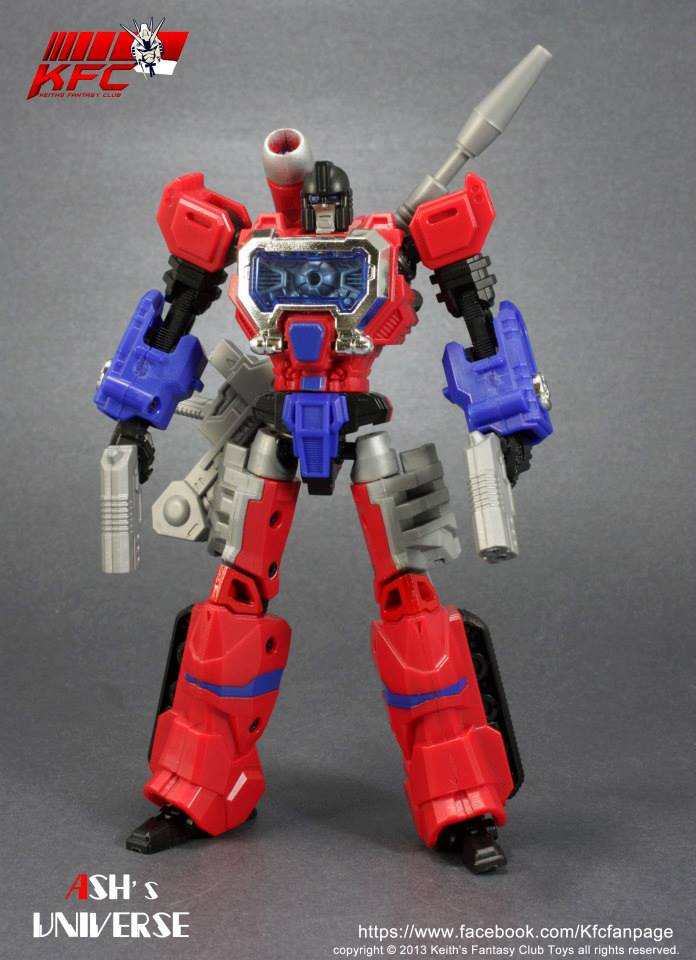 [KFC Toys] Produit Tiers - EM-01 Mugan Scope - aka Perceptor/Percepto 310