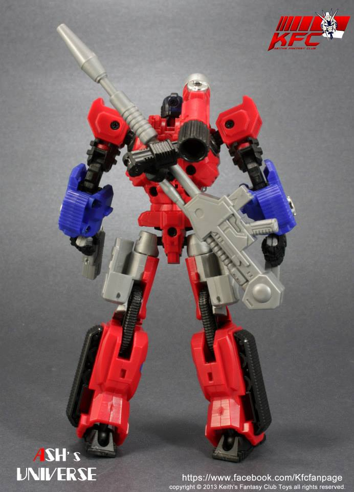 [KFC Toys] Produit Tiers - EM-01 Mugan Scope - aka Perceptor/Percepto 410