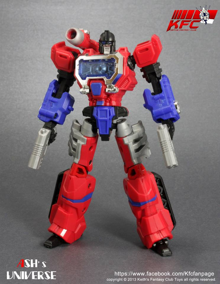 [KFC Toys] Produit Tiers - EM-01 Mugan Scope - aka Perceptor/Percepto 510