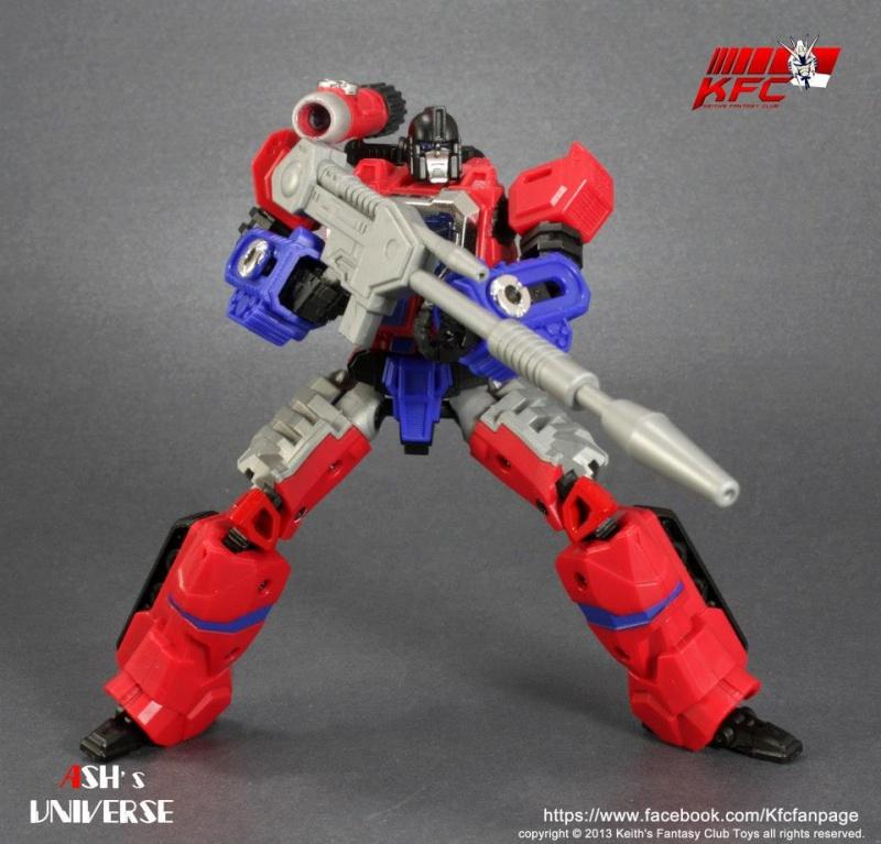 [KFC Toys] Produit Tiers - EM-01 Mugan Scope - aka Perceptor/Percepto 610