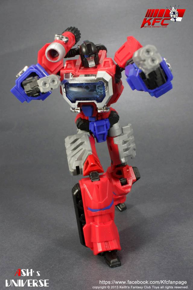 [KFC Toys] Produit Tiers - EM-01 Mugan Scope - aka Perceptor/Percepto 710