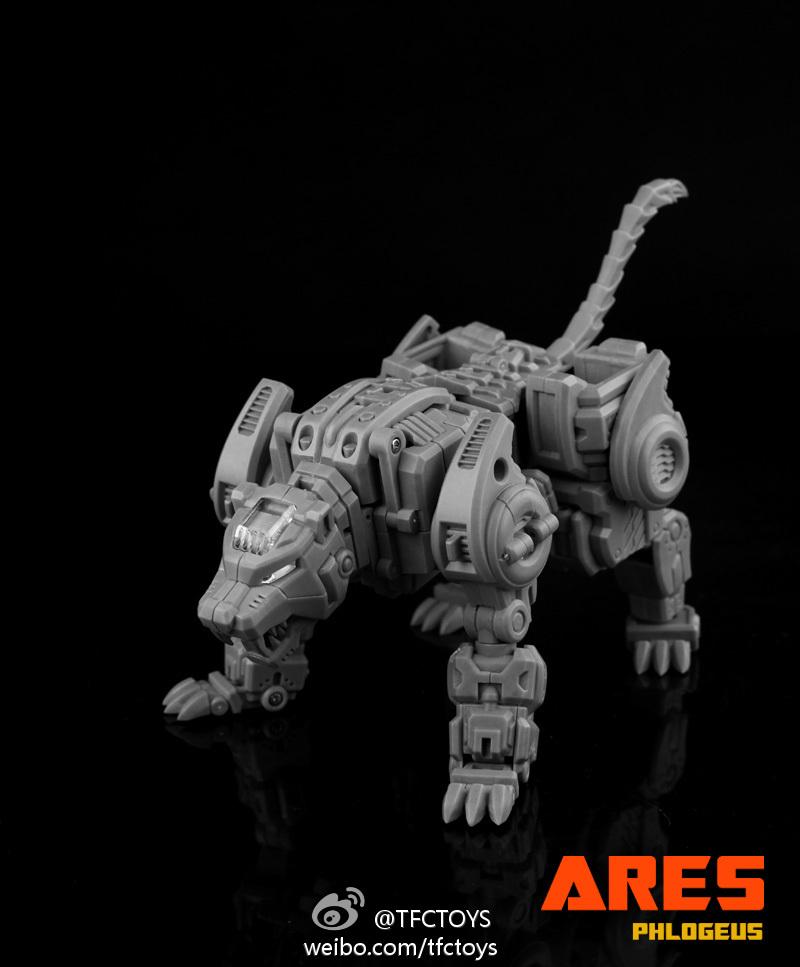 """[TFC Toys] Produit Tiers - Jouet """"Projet Ares"""" - aka Prédacons 8271cf10"""
