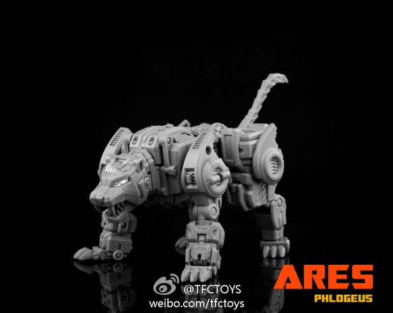"""[TFC Toys] Produit Tiers - Jouet """"Projet Ares"""" - aka Prédacons 8271cf11"""