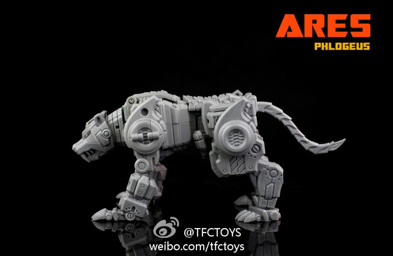 """[TFC Toys] Produit Tiers - Jouet """"Projet Ares"""" - aka Prédacons 8271cf12"""