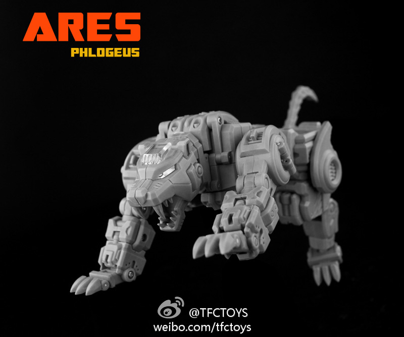 """[TFC Toys] Produit Tiers - Jouet """"Projet Ares"""" - aka Prédacons 8271cf14"""