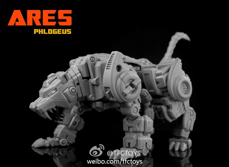 """[TFC Toys] Produit Tiers - Jouet """"Projet Ares"""" - aka Prédacons 8271cf15"""