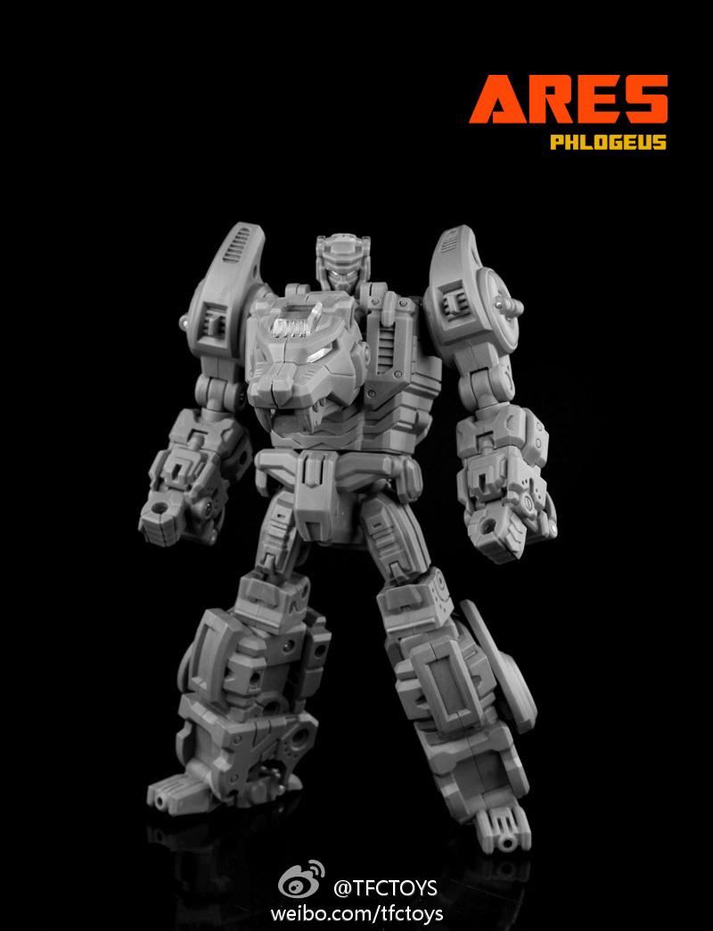 """[TFC Toys] Produit Tiers - Jouet """"Projet Ares"""" - aka Prédacons 8271cf17"""