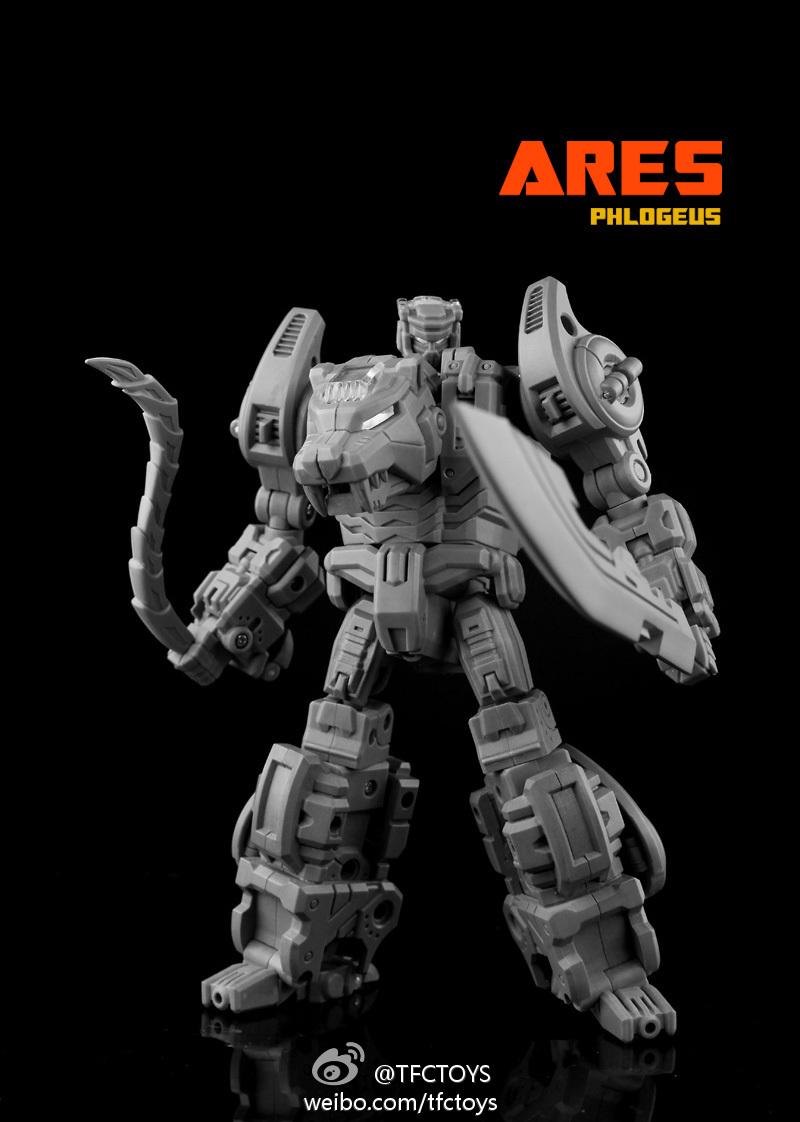 """[TFC Toys] Produit Tiers - Jouet """"Projet Ares"""" - aka Prédacons 8271cf18"""