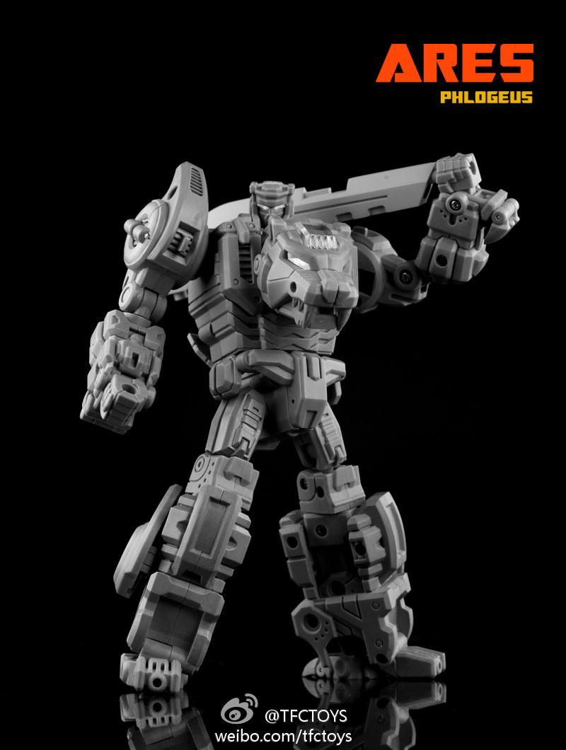 """[TFC Toys] Produit Tiers - Jouet """"Projet Ares"""" - aka Prédacons 8271cf19"""