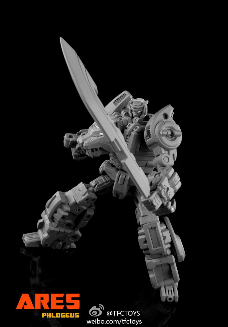 """[TFC Toys] Produit Tiers - Jouet """"Projet Ares"""" - aka Prédacons 8271cf20"""