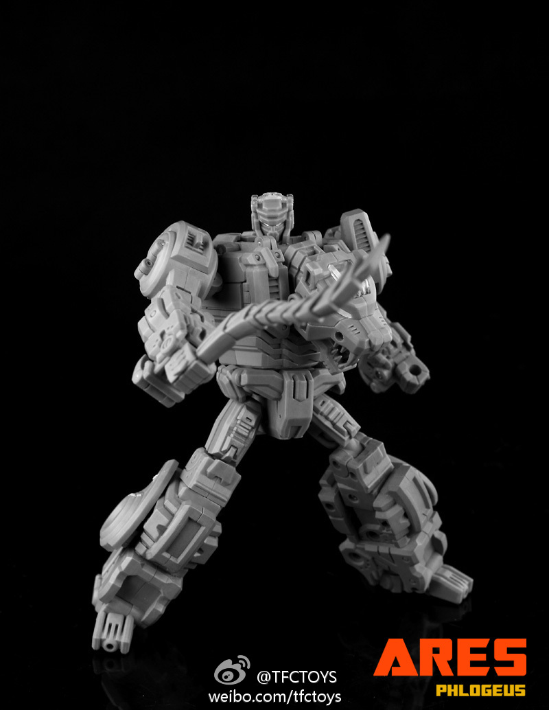 """[TFC Toys] Produit Tiers - Jouet """"Projet Ares"""" - aka Prédacons 8271cf22"""