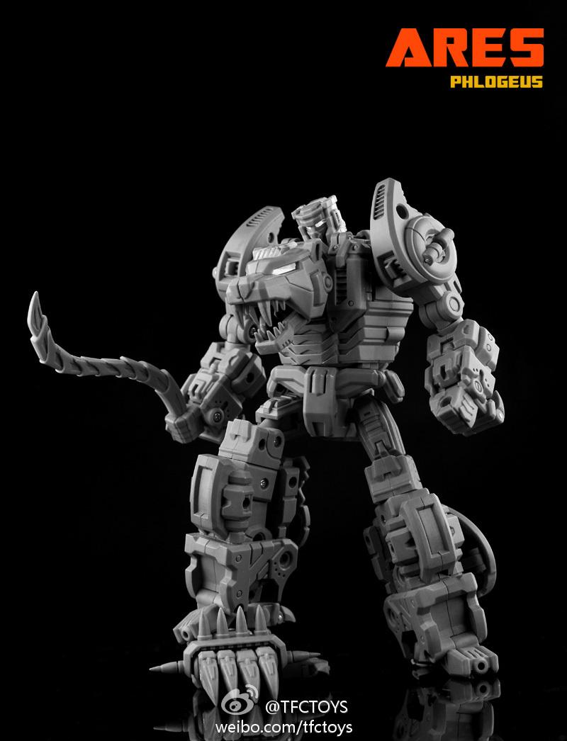 """[TFC Toys] Produit Tiers - Jouet """"Projet Ares"""" - aka Prédacons 8271cf23"""
