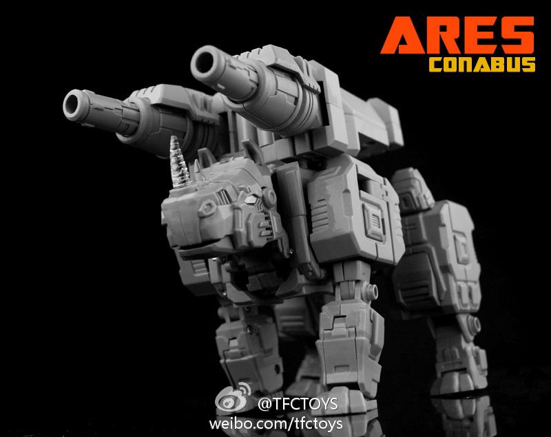 """[TFC Toys] Produit Tiers - Jouet """"Projet Ares"""" - aka Prédacons 8271cf24"""