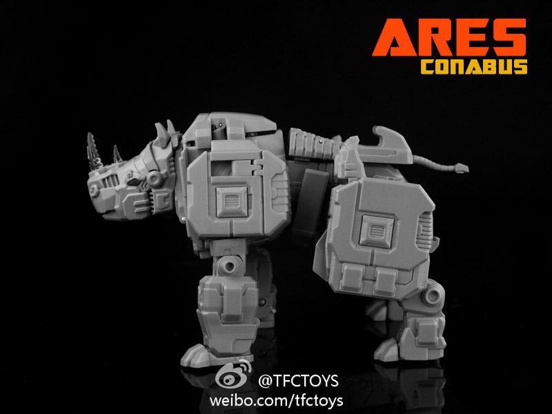 """[TFC Toys] Produit Tiers - Jouet """"Projet Ares"""" - aka Prédacons 8271cf25"""