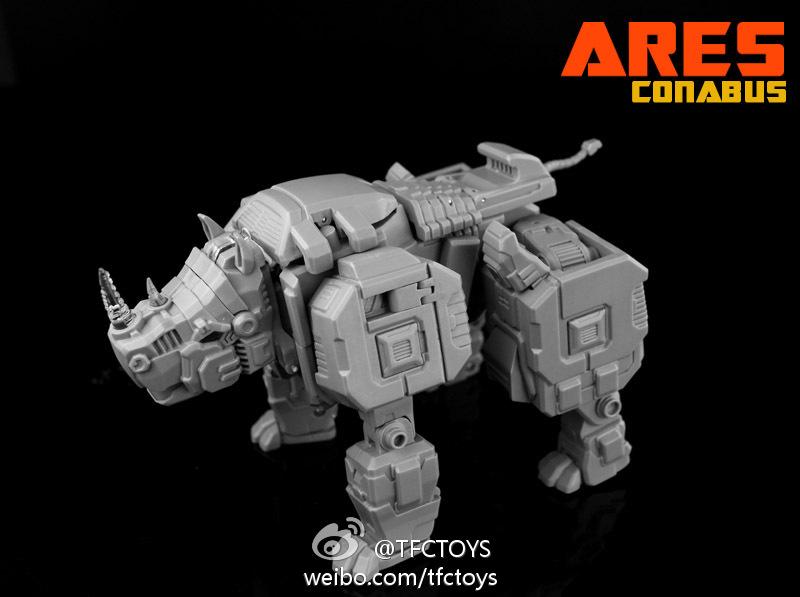 """[TFC Toys] Produit Tiers - Jouet """"Projet Ares"""" - aka Prédacons 8271cf26"""