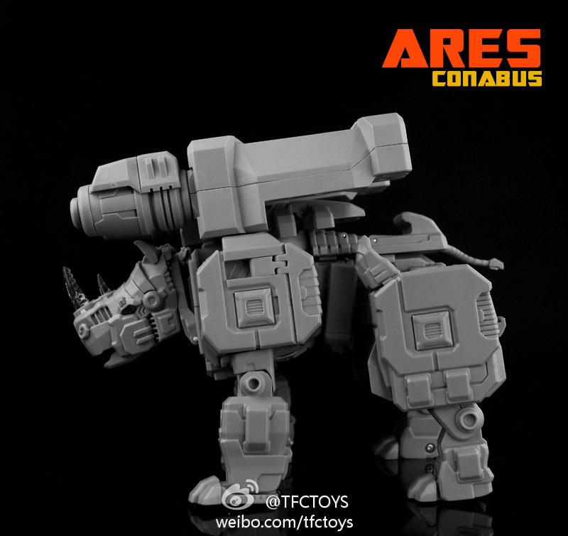 """[TFC Toys] Produit Tiers - Jouet """"Projet Ares"""" - aka Prédacons 8271cf27"""